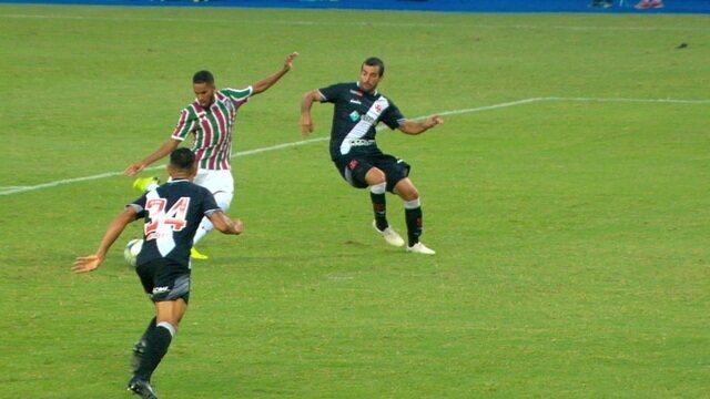 44bd6206b07bb Melhores momentos  Vasco 1 x 0 Fluminense pela final da Taça Guanabara