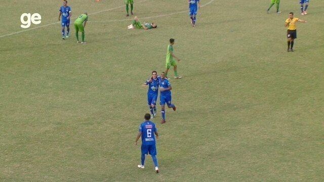 Veja os gols de Iranduba 0 x 2 Nacional, pelo Amazonense