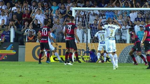 Santos 3 X 0 Atletico Go Copa Do Brasil Terceira Fase Tempo Real Globo Esporte