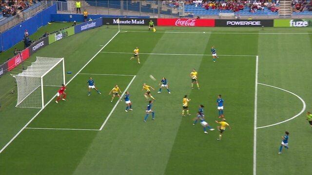 Melhores momentos de Brasil 2 x 3 Austrália pela Copa do Mundo de Futebol Feminino