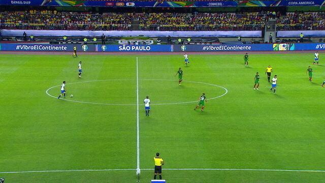 Torcedores vaiam Seleção Brasileira no intervalo da estreia diante da Bolívia no Morumbi