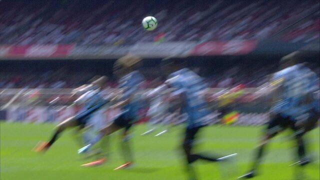 Melhores momentos de São Paulo 0 x 0 Grêmio pela 17ª rodada do Brasileirão 2019