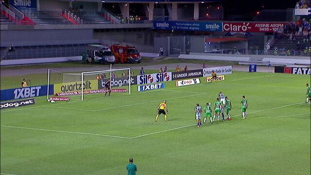 Melhores momentos de CSA 2 x 0 Chapecoense, pela 18ª rodada do Campeonato Brasileiro Série B