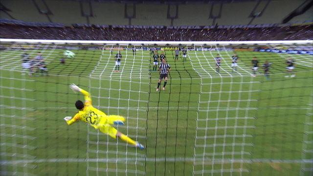 Melhores momentos de Ceará 0 x 1 Goiás na 23ª rodada do Brasileirão