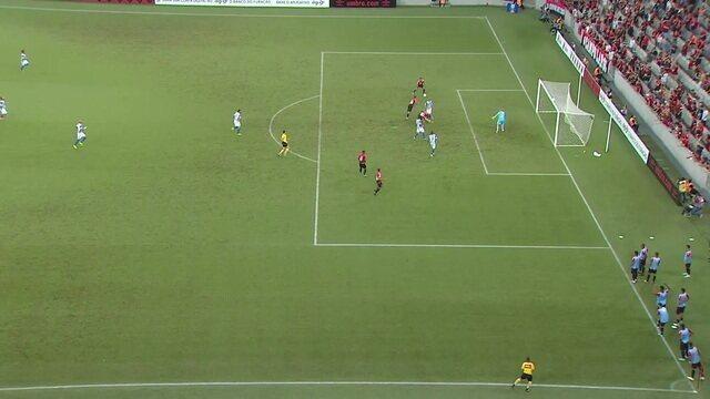 Melhores momentos Athletico-PR 1 x 0 CSA pela 30ª rodada do Brasileirão
