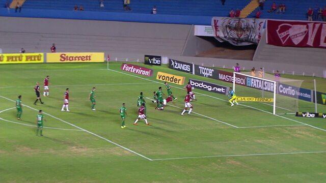 Melhores momentos de Vila Nova 1 x 1 Guarani pela 35ª rodada do Campeonato Brasileiro Série B