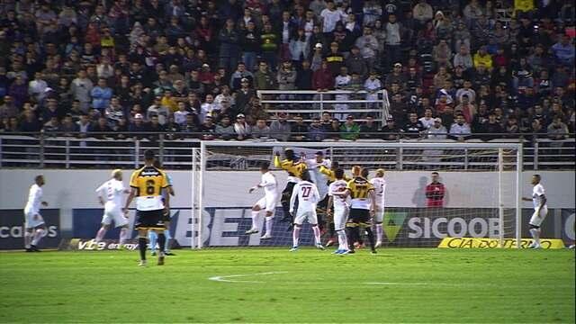 Bragantino 1 X 1 Criciúma Campeonato Brasileiro Série B