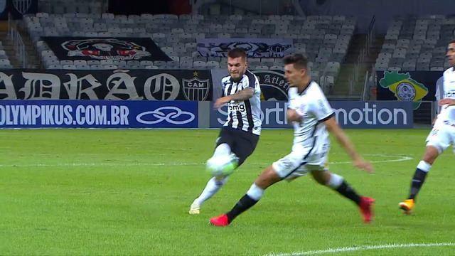 Melhores momentos: Atlético-MG 3 x 2 Corinthians pela 2º rodada do Brasileirão 2020