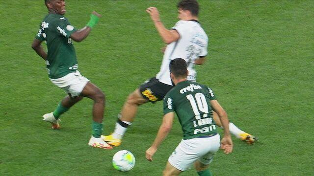 Palmeiras Edita Faixa E Provoca Corinthians Apos Vitoria No Derbi Que Momento Palmeiras Ge