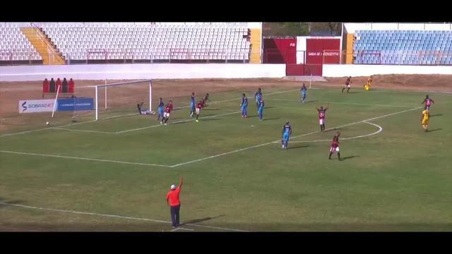 Guarany de Sobral 2 x 0 Afogados - Campeonato Brasileiro Série D rodada 7