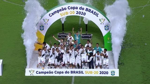 Melhores momentos: Vasco 3 x 3 Bahia, pela final da Copa do Brasil Sub-20