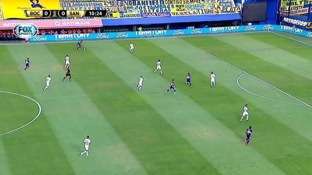 Melhores momentos: Boca Juniors 0 x 0 Santos, pelas semifinais da Libertadores