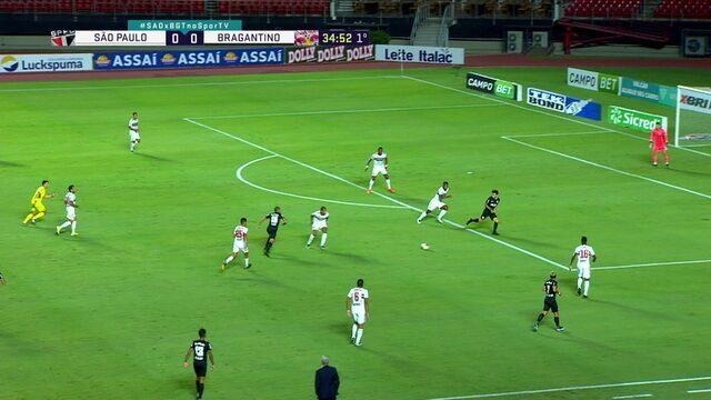 Os melhores momentos de São Paulo 1 x 0 Bragantino, pela 7ª rodada do campeonato paulista