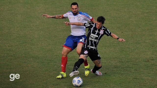 Veja os melhores momentos de Bahia 0 x 0 Corinthians