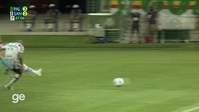 Palmeiras x Santos - Melhores Momentos