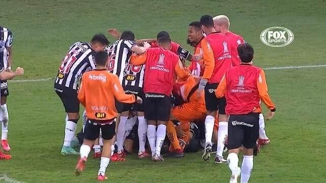 Melhores momentos: Atlético-MG 0 (3) x (1) 0 Boca Juniors, pela Libertadores