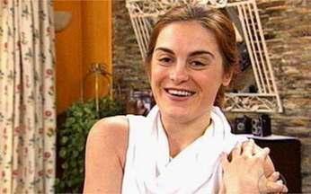 Bozena vai soltar a voz no Toma Lá, Dá Cá - Invadimos as gravações do programa. Veja a performance de Alessandra Maestrini.