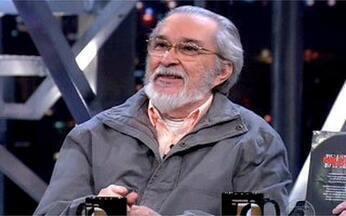 """Escritor José Louzeiro lança livro - """"O Poder dos Excluídos"""" é mais uma obra do autor de """"Lúcio Flávio, o Passageiro da Agonia"""" e """"Pixote - A Lei do Mais Fraco""""."""