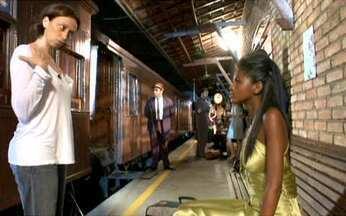 Meninas fantásticas vivem dia de estrela - Meninas terão que mostrar o talento para a interpretação em um comercial de tv. Cineasta Laís Bodanzky dirigiu o comercial. Agora são apenas seis candidatas a um passo da grande final.
