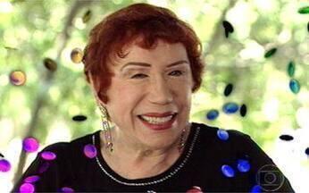 A marchinha de carnaval preferida de Berta Loran - Atriz canta um trechinho da música para o Vídeo Show.