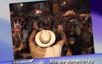 Agenda cultural dá dicas para o último dia de folia - Vídeo Show capricha no roteiro carnavalesco
