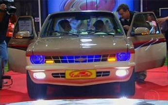 Lata Velha - O novo Chevette Marrom - Veja como ficou o novo Chevette Marrom, dos irmãos Rafael e Ramon, de Guarulhos, São Paulo.