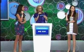 Vídeo Game tem Isabelle Drummond e Bruna Marquezine - Atrizes participam do game com crianças