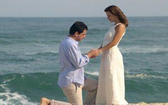 Passione - capítulo de quarta feira, dia 29/09/2010, na íntegra - Mauro pede Diana em casamento