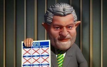 Lula quer que 2010 acabe logo - O presidente Lula afirmou que 2010 ainda não acabou e ele não sabe o que dizer ou fazer. Como está com tempo de sobra, quem sabe ele não pega um teatro ou lê um livro?