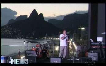 Vídeo Show News confere a programação do palco do Sunset, do Rock in Rio - Espaço vai promover encontros entre diversos nomes da música brasileira