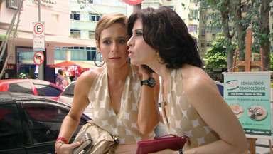 Tapas e Beijos – Episódio do dia 05/04/2011, na íntegra - O primeiro episódio da série é marcado por reencontro, traição e muita confusão.