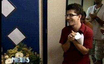 Vídeo Show News: Paulo Mathias Jr. comemora aniversário - Claudia Rodrigues voltou a gravar Zorra Total