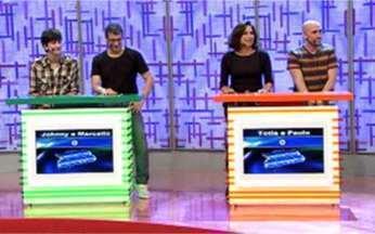 Acompanhe o primeiro dia de disputa do Vídeo Game - Angélica recebe o elenco da série Divã