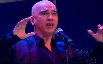 Musical com Edson Cordeiro - Musical com Edson Cordeiro.
