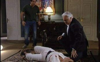 Reta final: Quem matou Norma? - Não perca as últimas emoções de Insensato Coração, logo após o Jornal Nacional