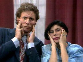 Recorde uma Cena Inesquecível de Marília Pêra em Brega e Chique - Novela do saudoso Cassiano Gabus Mendes foi exibida em 1987