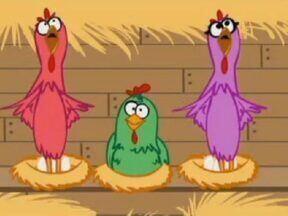 "Assista ao vídeo ""A galinha pintadinha"" - confira o vídeo da música ""A galinha pintadinha""na íntegra."