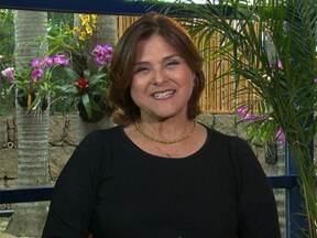 Elizangela revisita sua carreira na televisão em Meu Vídeo é um Show - Atualmente, atriz está no ar como Íntima, de Aquele Beijo