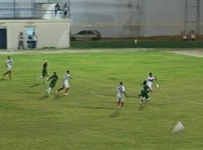 Confira os gols da partida entre Juazeiro e Serrano - O jogo no estádio Adauto Morais terminou empatado em 1 a 1.