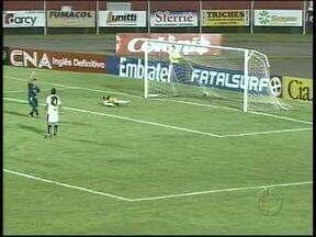 Toledo conquista a primeira vitória no Paranaense - Com o resultado, o Toledo subiu três posições na tabela