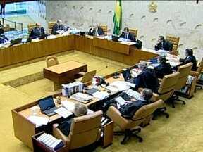STF julga limitação dos poderes de investigação do CNJ - O primeiro debate entre os ministros foi para decidir se os julgamentos administrativos de magistrados devem ser feitos em sessões públicas, como prevê o Conselho Nacional de Justiça, ou secretas, como defende a AMB.