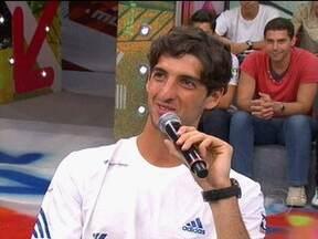 Thomaz Bellucci fala sobre a mudança no tênis mundial - Tenista afirma que a entrada de Nadal e Federer mudou a modalidade