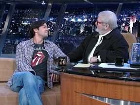 Ator e comediante Bruno Mazzeo fala do DVD do programa ´Cilada´ - O DVD traz as 4 primeiras temporadas do sitcom apresentado por ele no Multishow.