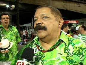 Max Lopes conta que Imperatriz canta Jorge Amado em desfile alegre e feliz - Segundo o carnavalesco, o samba e a comissão de frente são alguns dos destaques do enredo da escola.