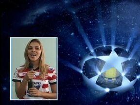 Musa do Linense grava nova versão do hino da Uefa Champions League - Preparem os ouvidos.