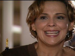 Se Eva concorresse ao Oscar, na categoria de Melhor Atriz, ganharia de lavada! - Personagem de Ana Beatriz Nogueira é para lá de dissimulada