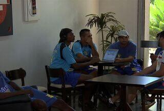 Serc concentra em Campo Grande para encarar o MS Saad pelo estadual - O adversário do MS Saad na rodada é a Serc. O time já está concentrado em Campo Grande.