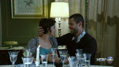 Amor Eterno Amor - capítulo de sexta-feira, dia 09/03/2012, na íntegra - Fernando e Miriam ficam noivos