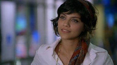 Amor Eterno Amor - Capítulo de quarta-feira, 14/03/2012, na íntegra - Miriam viaja para Belém