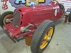Esporte Espetacular encontra carro da década de 30, que percorreu o Circuito da Gávea - Automóvel passava por onde hoje fica a favela da Rocinha.